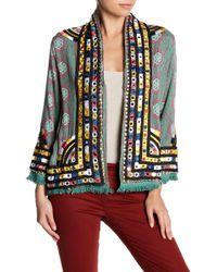 Raga - Elena Embellished Jacket - Lyst