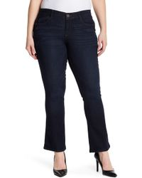 Democracy - Ab Technology Slim Jeans (plus Size) - Lyst