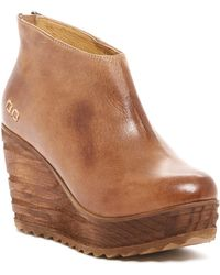 Bed Stu - Rimini Wedge Bootie - Lyst