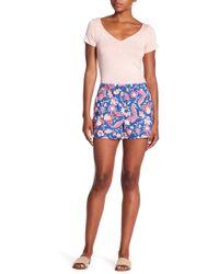 Joe Fresh - Printed Shorts - Lyst