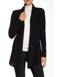 In Cashmere - Open Front Cashmere Cardigan - Lyst