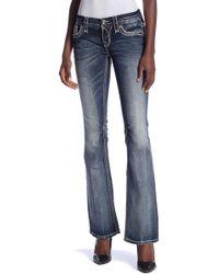 Rock Revival - Tali Bootcut Jeans - Lyst