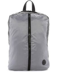 Enter # - Front Zip Packpack - Lyst