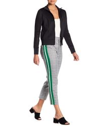 Sugarlips - Beth Houndstooth & Side Striped Pants - Lyst