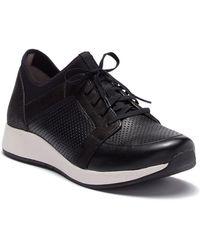 Dansko - Cozette Leather Sneaker - Lyst