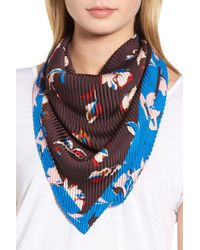 Halogen - Pleated Scarf - Lyst