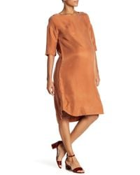 Madeleine Maternity - Monac Short Sleeve Dress (maternity) - Lyst