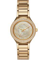 Michael Kors - Michael Kerry Bracelet Watch - Lyst