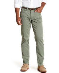 Brooks Brothers - Solid Straight Leg Pants - Lyst