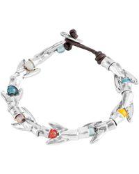 Uno De 50 - Colita Con Colita Beaded Bracelet - Lyst