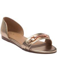 dd67216ab2e Lyst - Call It Spring Yboreni Platform Sandal in Pink