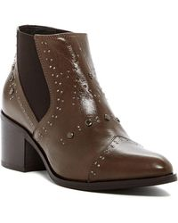 Andre Assous   Frankie Studded Ankle Boot   Lyst