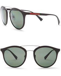 Prada - Phantos Lifestyle 54mm Sunglasses - Lyst