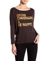 Chaser - Vintage Jersey Sweatshirt - Lyst