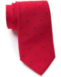 Thomas Pink - Birchill Spot Woven Tie - Lyst