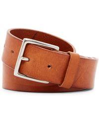 Frye - Campus Leather Belt - Lyst