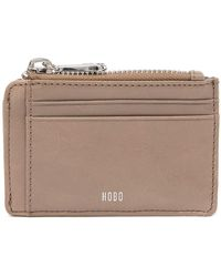Hobo - Kai Leather Card Holder - Lyst