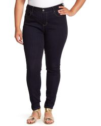 REBEL WILSON X ANGELS - The Pin Up Mid Rise Skinny - Lyst