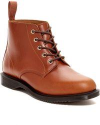 Dr. Martens - Emmeline Oak Boot (unisex) - Lyst