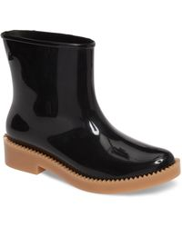 Melissa - Rain Drop Water Resistant Boot - Lyst