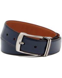 Boconi - Reversible Leather Belt - Lyst
