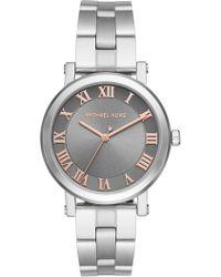 MICHAEL Michael Kors - Women's Norie Bracelet Watch, 38mm - Lyst