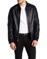 Lamarque - The Player Leather Jacket - Lyst