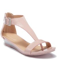 Kenneth Cole Reaction - Great Gal Wedge Sandal - Lyst