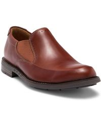 Clarks - Unelott Step Leather Loafer - Lyst