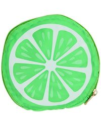 MIAMICA - Lime Laundry Bag - Lyst