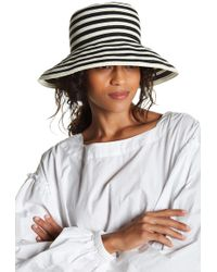 Caslon - Striped Sun Hat - Lyst