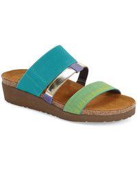 Naot - 'brenda' Slip-on Sandal (women) - Lyst