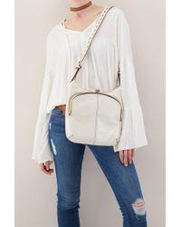 Hobo - Minette Leather Shoulder Bag - Lyst