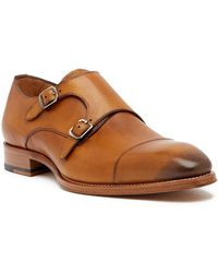 Mezlan - Cajal Double Monk Strap Loafer - Lyst