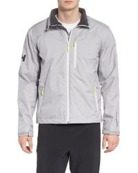 Helly Hansen - 'crew' Waterproof & Windproof Jacket - Lyst