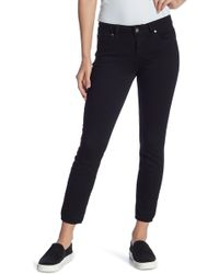 PAIGE - Verdugo Skinny Ankle Jeans - Lyst