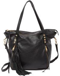 769aa1189e85 Treesje - Formosa Leather Hobo Shoulder Bag - Lyst