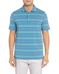 Vineyard Vines - Cateonic Stripe Performance Polo - Lyst