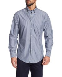 Brooks Brothers - Regent Striped Regular Fit Shirt - Lyst