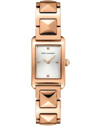 Rebecca Minkoff - Women's Moment Bracelet Pyramid Watch, 19mm - Lyst