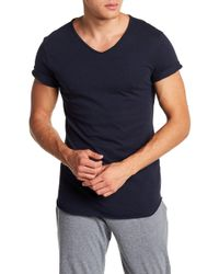 Unsimply Stitched - V-neck Short Sleeve Tee - Lyst