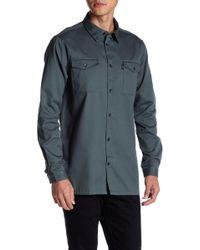 Wesc - Olaf Woven Shirt - Lyst