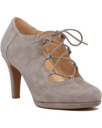 Naturalizer - Macie Ghillie Pump - Multiple Widths Available - Lyst