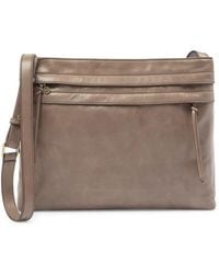 Hobo - Larkin Leather Crossbody Bag - Lyst