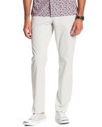 Perry Ellis - Slim Fit Tech Pants - Lyst