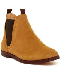 H by Hudson | Tamper Chelsea Boot | Lyst