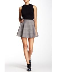 American Apparel - Circle Skirt - Lyst