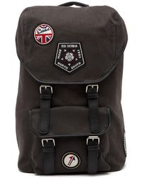 Ben Sherman | Patch-a-bello Road Distressed Backpack | Lyst