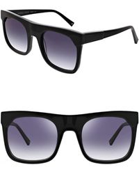 Kendall + Kylie - Women's Roxanne Oversized Square Sunglasses - Lyst