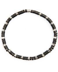 Link Up - Disc Bead Bracelet - Lyst